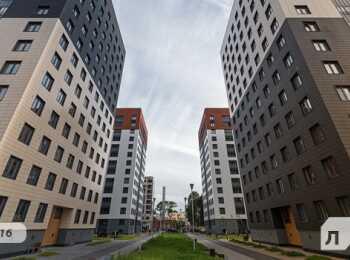 Панорама корпусов ЖК Европа Сити